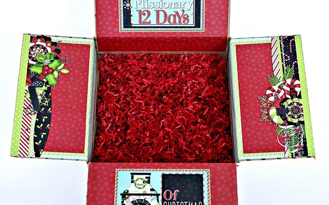 Christmas Kit – 12 Days of Christmas