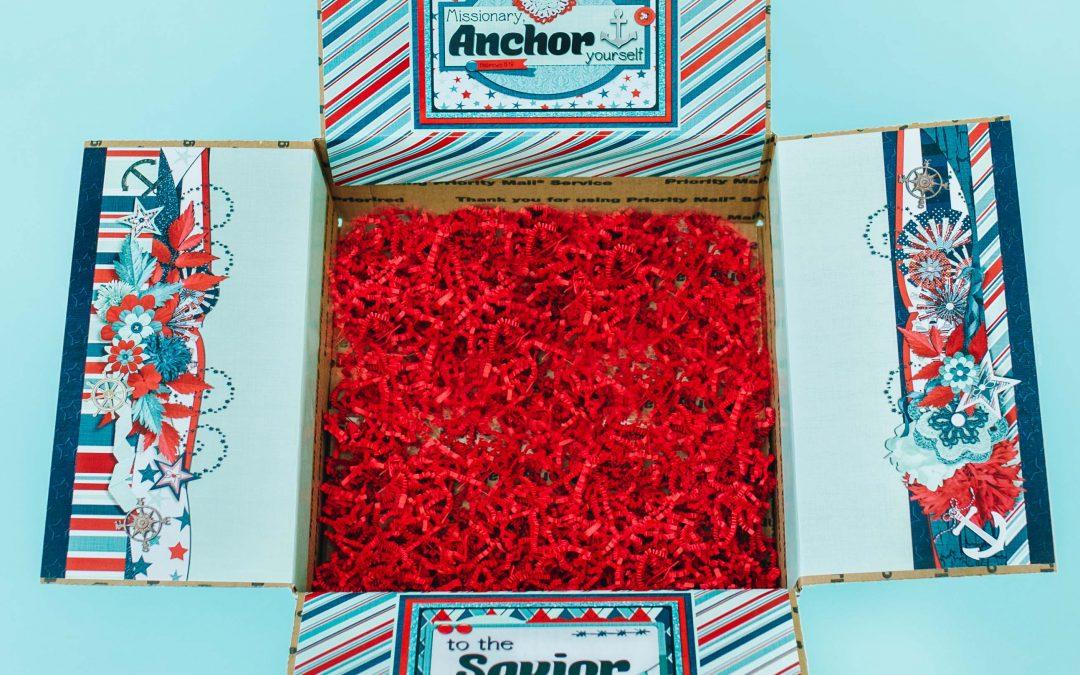 Anchor Yourself to the Savior Kit