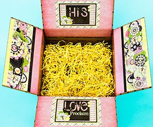 Valentine's Kit – His Love Proclaim Box
