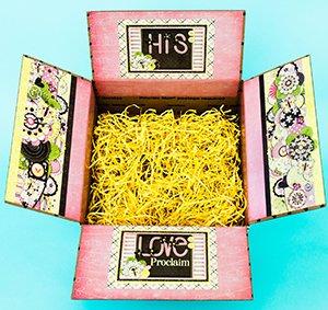 Valentine's Kit – His Love Proclaim Box
